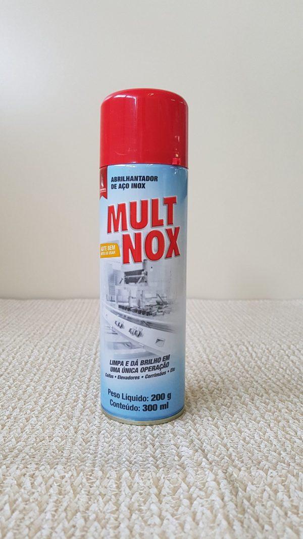 Mult Nox - Abrilhantador de Aço Inox