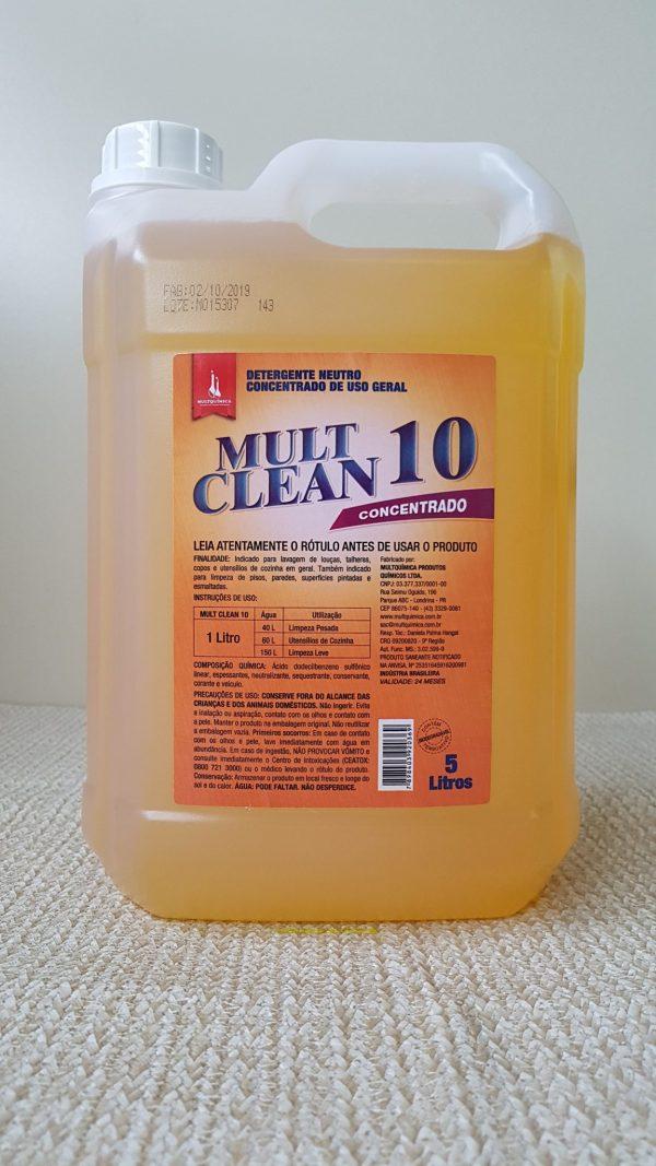 Mult Clean 10 - Concentrado